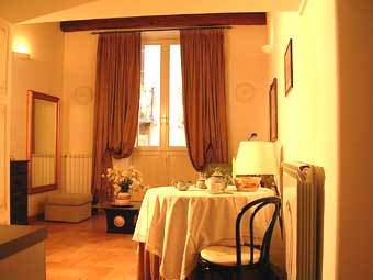 Apartment in Rome - Via della Reginella